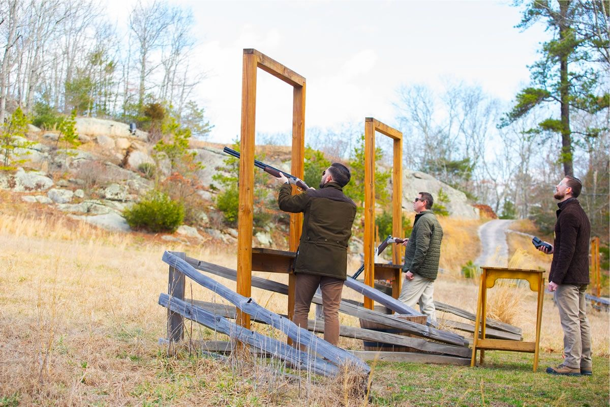 12 Station Compact Clays Course
