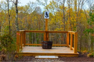 19 Station Sporting Clays Course - Station 16